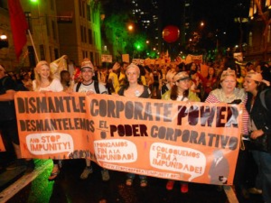 Global Campaign to Dismantle Corporate Power and Stop Impunity