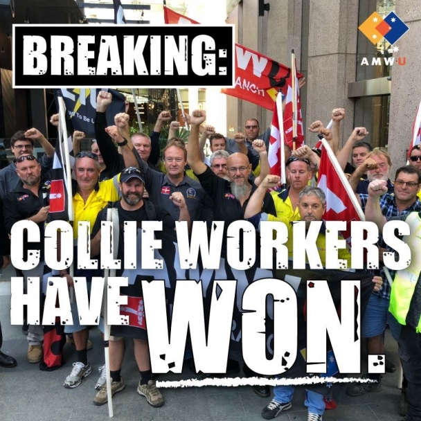 Six Month Strike Ends In Victory