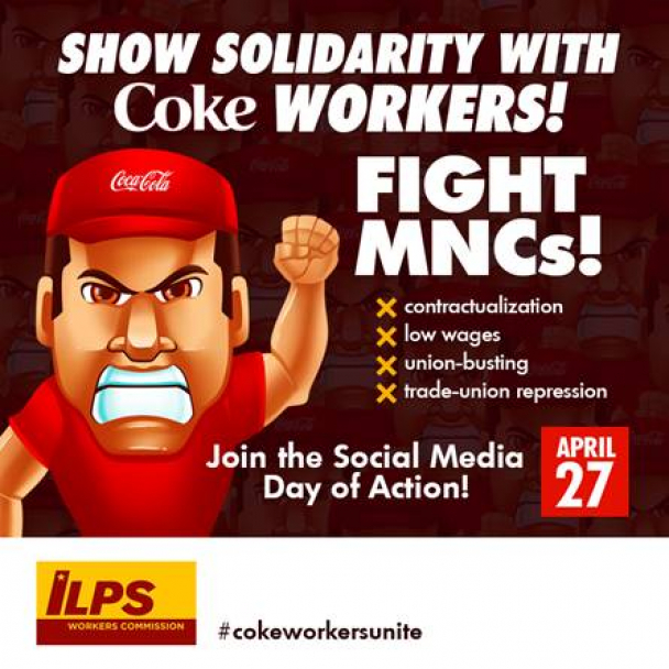 Struggle against MNC Coke Cola