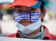 Caltex Strike in Cambodia