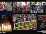 Global Week of Action 28 September - 05 October 2014